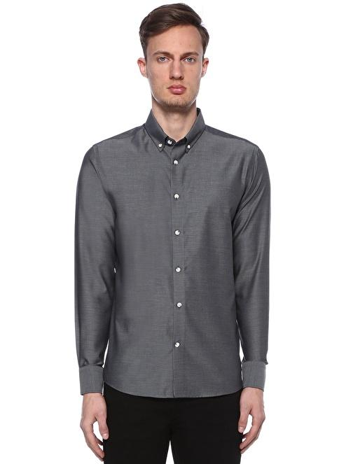 Beymen Club Uzun Kollu Gömlek Siyah